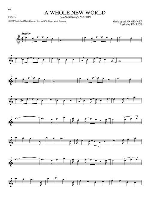 Lets Go Fly A Kite Sheet Music Flute Google Search Flute Music