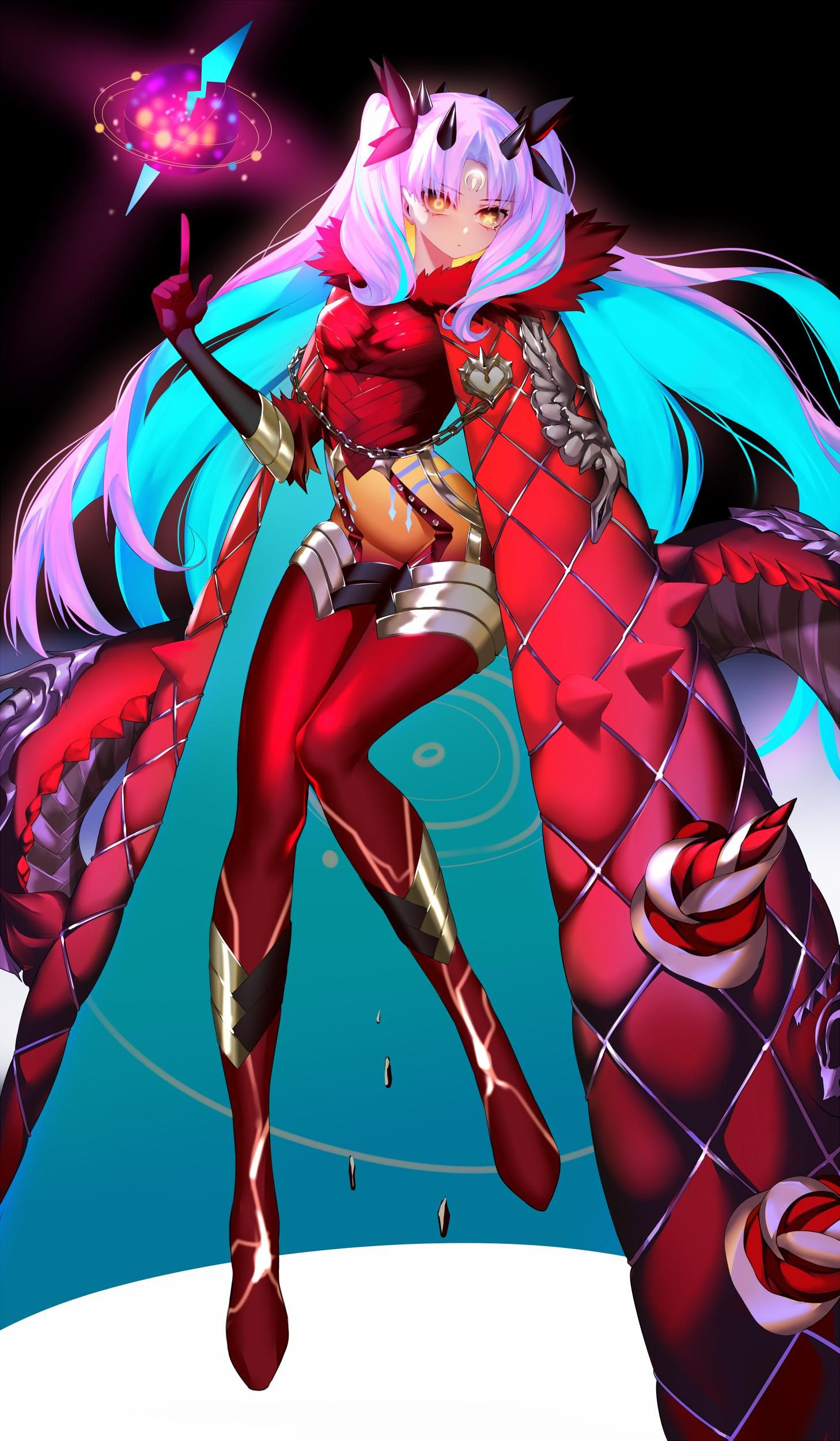 Pin by noah on space ishtar fate anime series fate