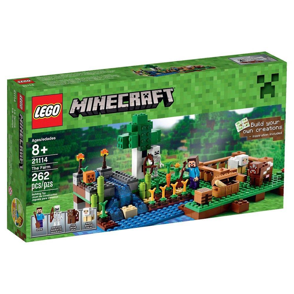 Lego Minecraft Creative Adventures The Farm 21114