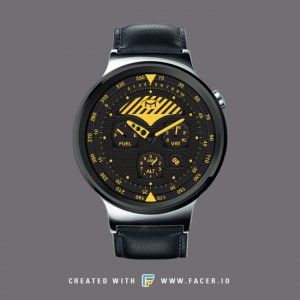 Aviation-inspired watch face wins Samsungs design contest