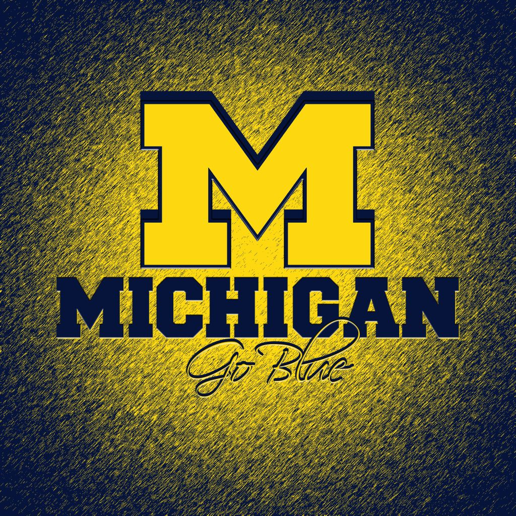 University Of Michigan Football Wallpaper Supersweet Football Wallpapers And Lockscreen Mo Michigan Football Michigan Wolverines Michigan Wolverines Football