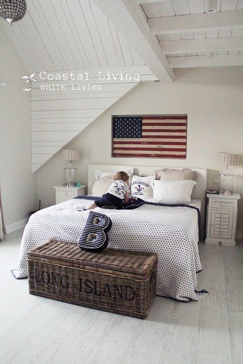 Coastal Living Wohnen Und Leben Schlafzimmer Inspirationen Wohnen