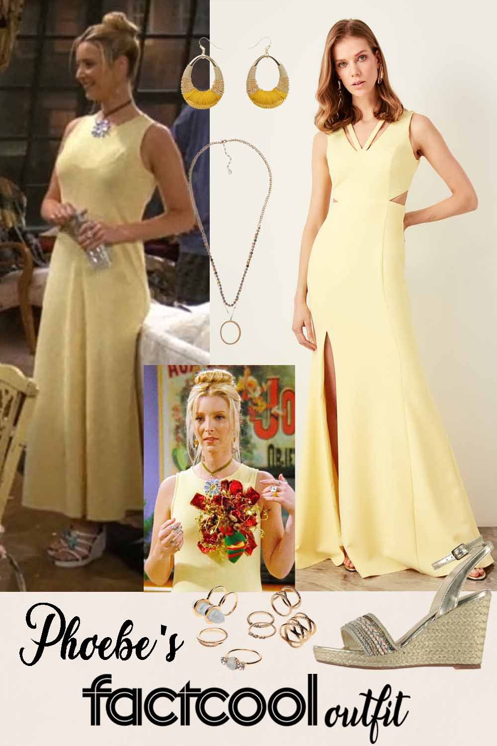 Phoebe S Iconic Outfit Inspo Formal Dresses Long Dresses Outfits [ 1500 x 1000 Pixel ]