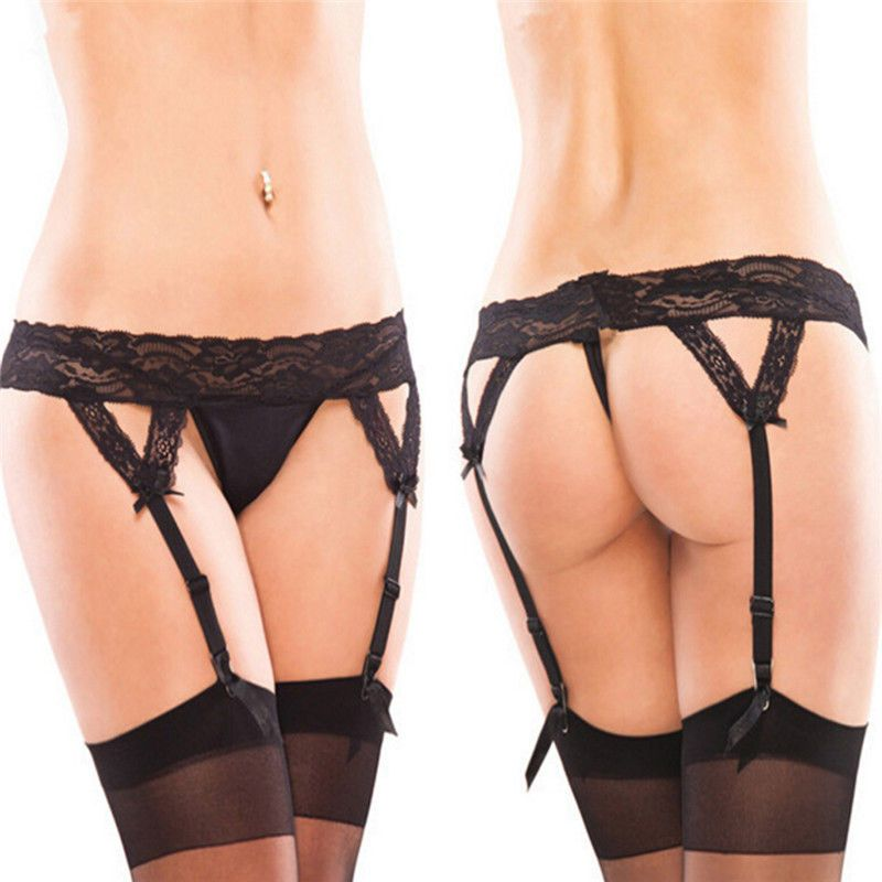 213b4e9b0b2 Sexy Womens Sheer Lace Top Thigh Highs Stockings Garter Belt SuspenderPEH   fashion  clothing  shoes  accessories  womensclothing  hosierysocks (ebay  link)
