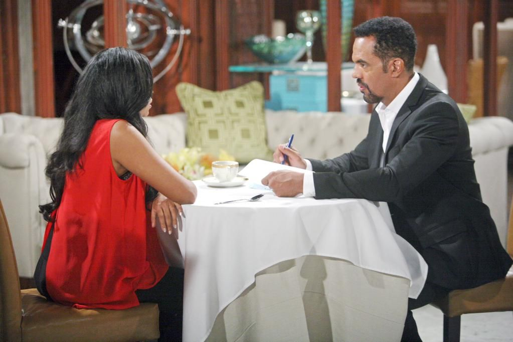 Is Neil ready to forgive? @kristoffstjohn1 @MishaelMorgan1 @CBSDaytime #YR