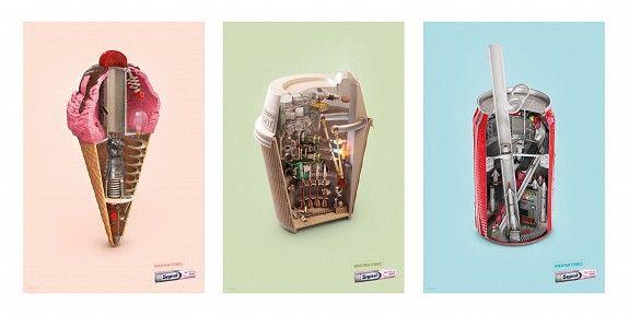 Print ad: Signal: Signal Sensitive Campaign   Print ads ...