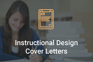 instructional designer cover letter