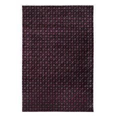Align Wool Silk Rug Magenta, $2,290 - $3,400, now featured on Fab.
