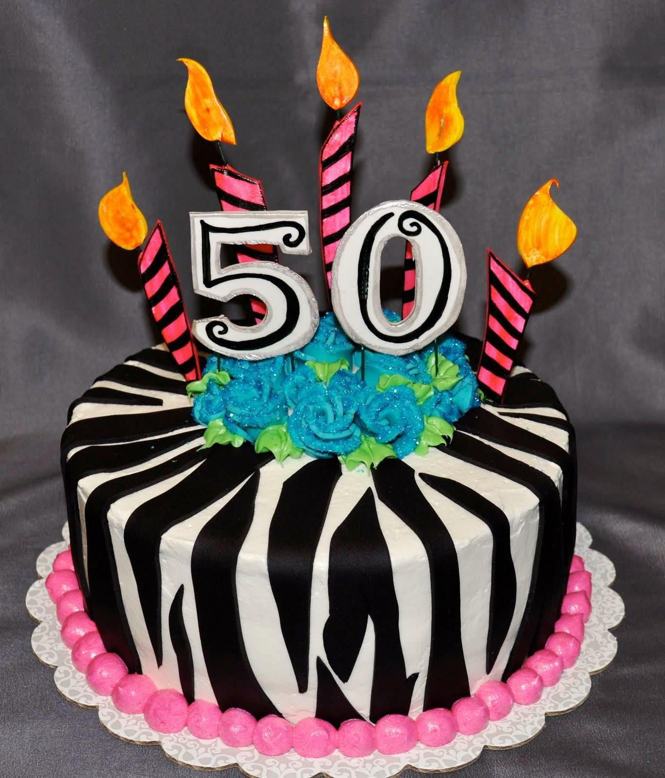 Image Of 50th Birthday Cake Designs For Men