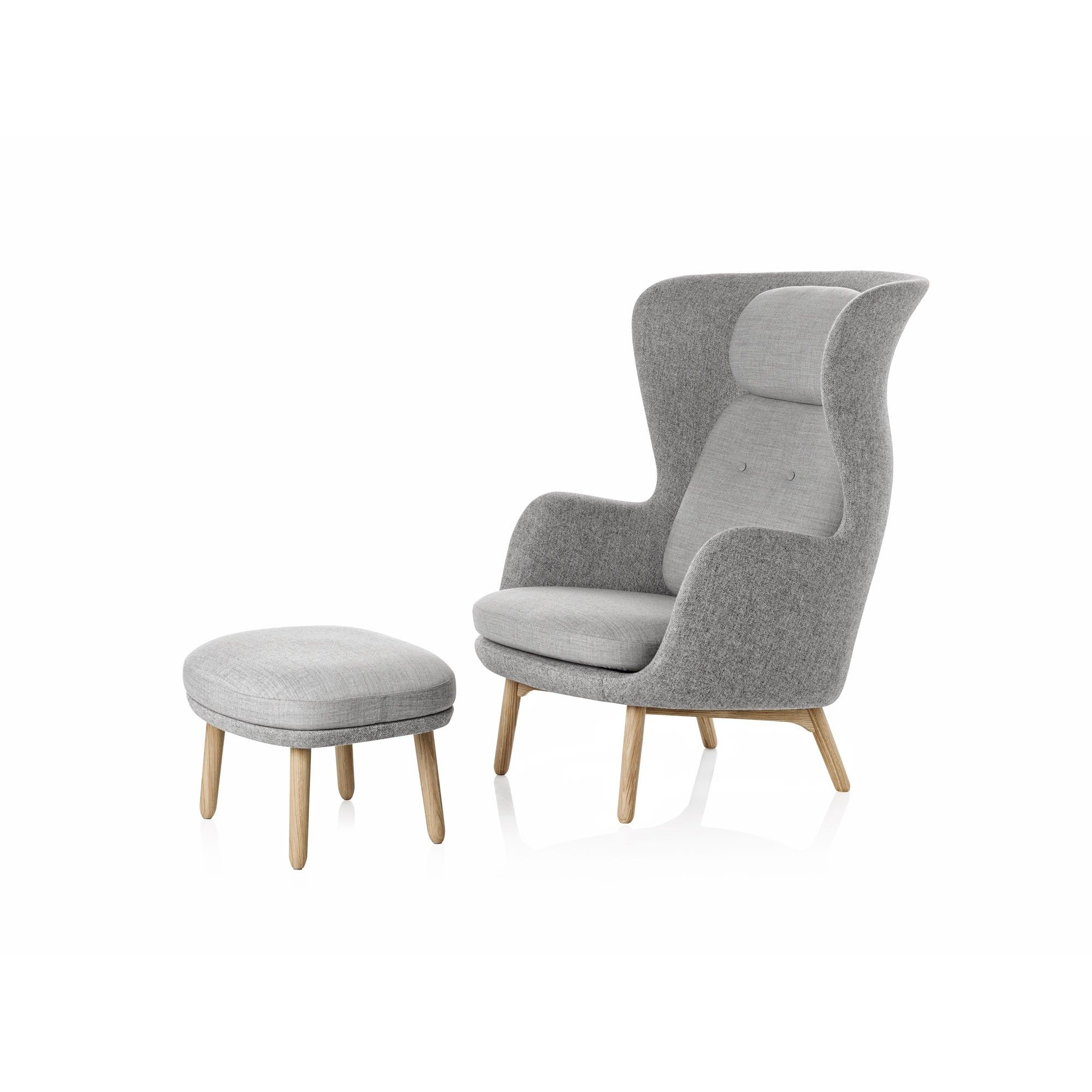 Buy Ro Chair By Jaime Hayon For Fritz Hansen   Lounge Chairs   Seating    Furniture   Dering Hall