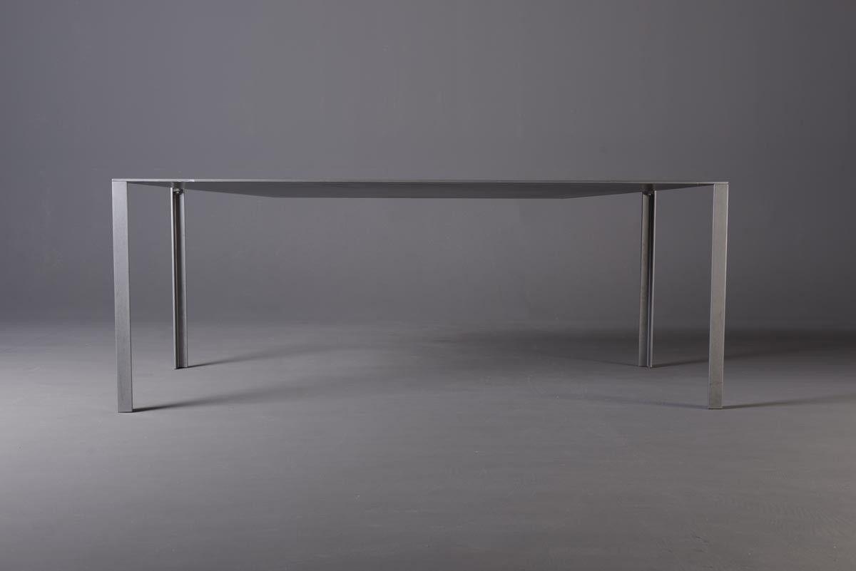 Table Less Molteni Jean Nouvel 1990 Design Market Design Design Produit Decoration