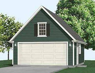 The 25 best 2 car garage plans ideas on pinterest car for 8 car garage house plans
