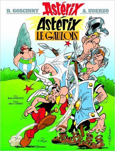 Amazon Fr Asterix Asterix Le Gaulois N 1 Rene