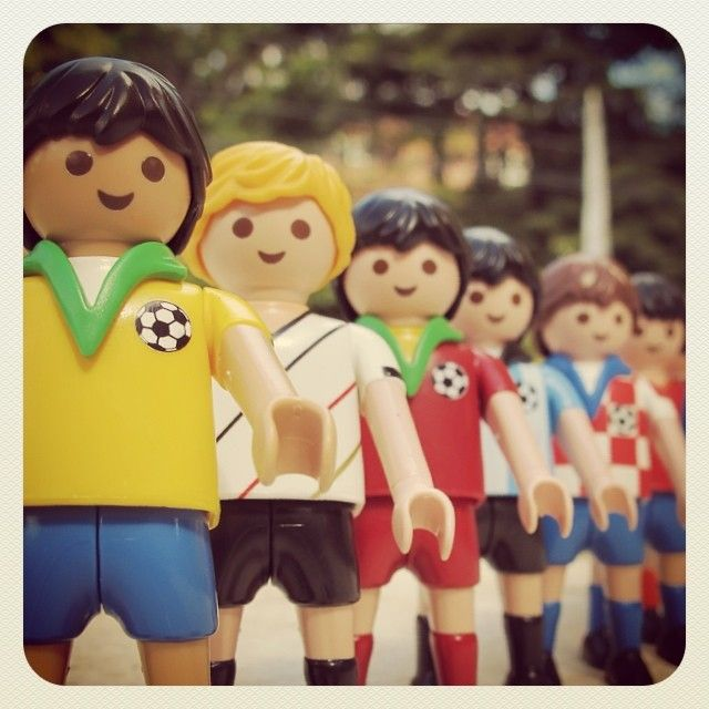 Playmobil Pertini Worldcup Brazil
