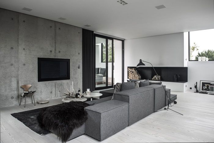 A Modern Home in Concrete, Timber and Glass, Take Two - NordicDesign ...