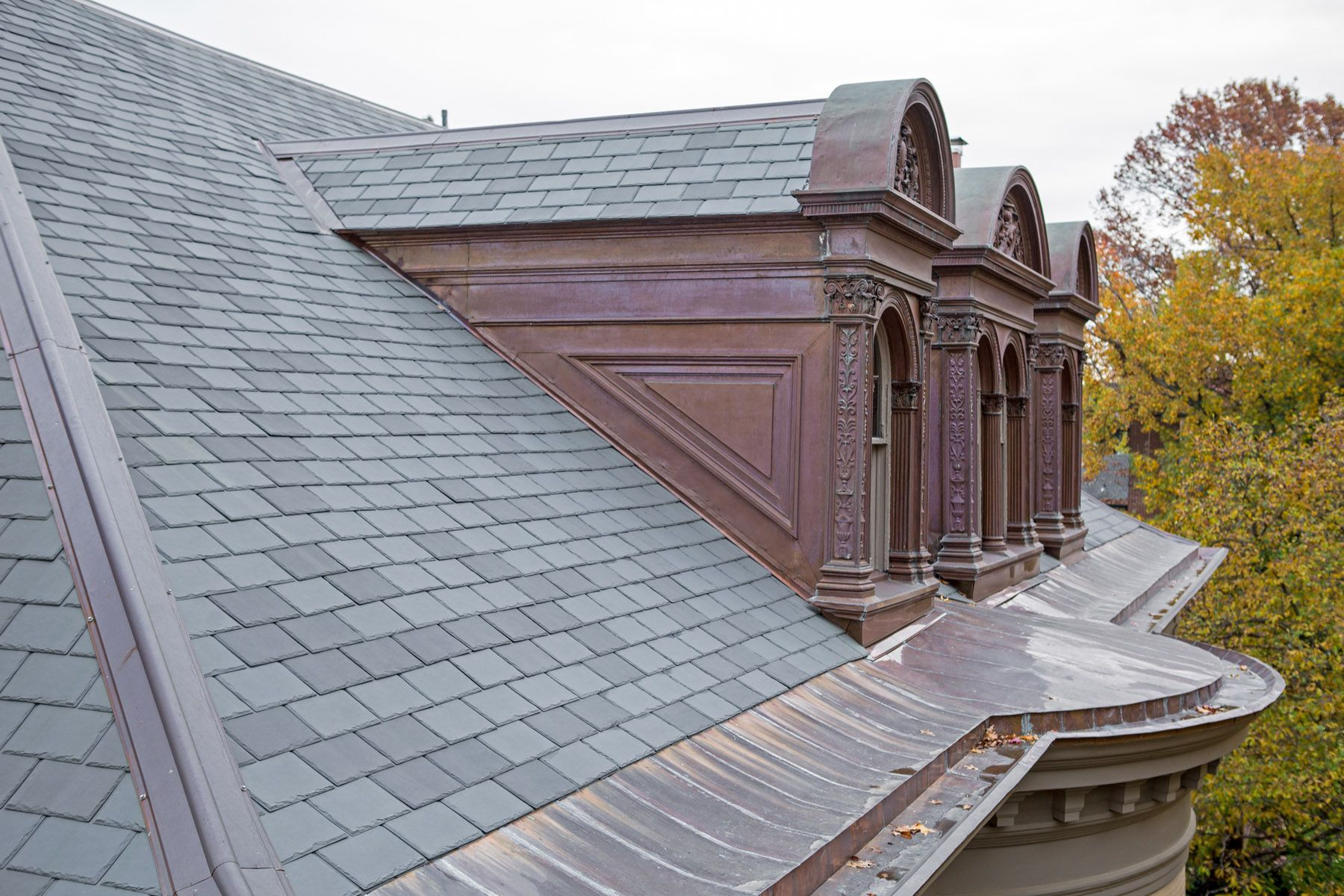 Synthetic Slate And Shake By Ecostar Roofing Slate Shingles Synthetic Slate