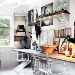 Get inspired with this fabulous home office spaces.