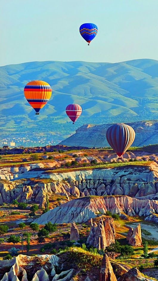 Beautiful Balloons view travel adventure vacation