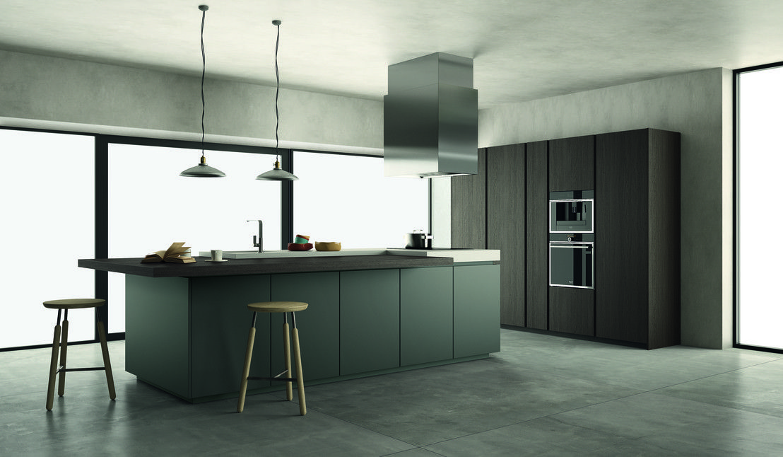 Cores que inspiram a sua cozinha
