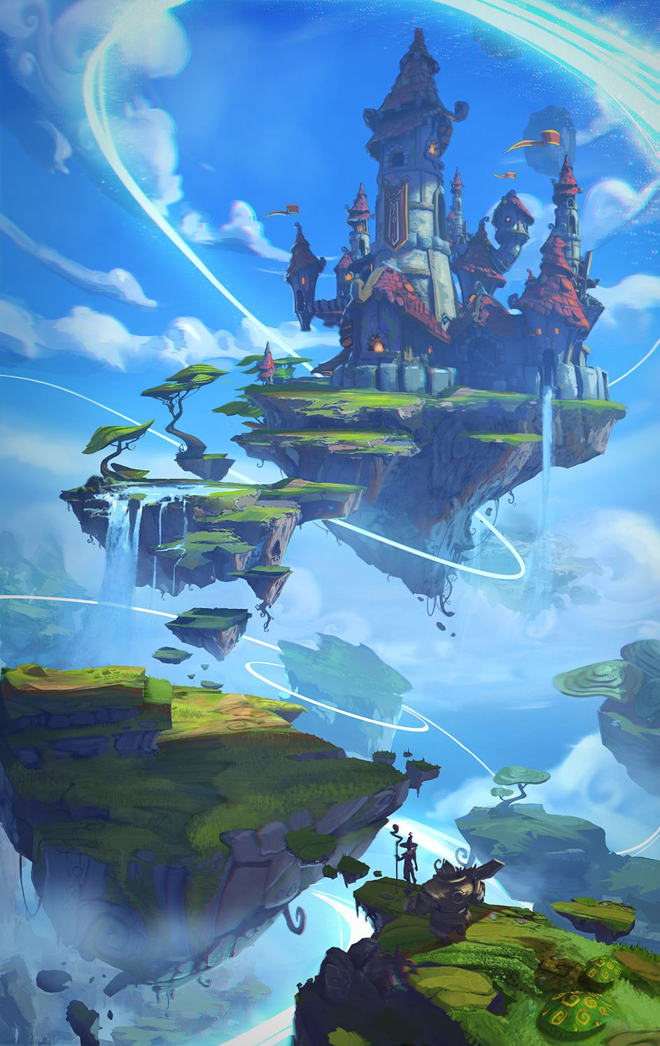 The Best Video Game Art Of 2014 Is A Treat For The Eyeballs