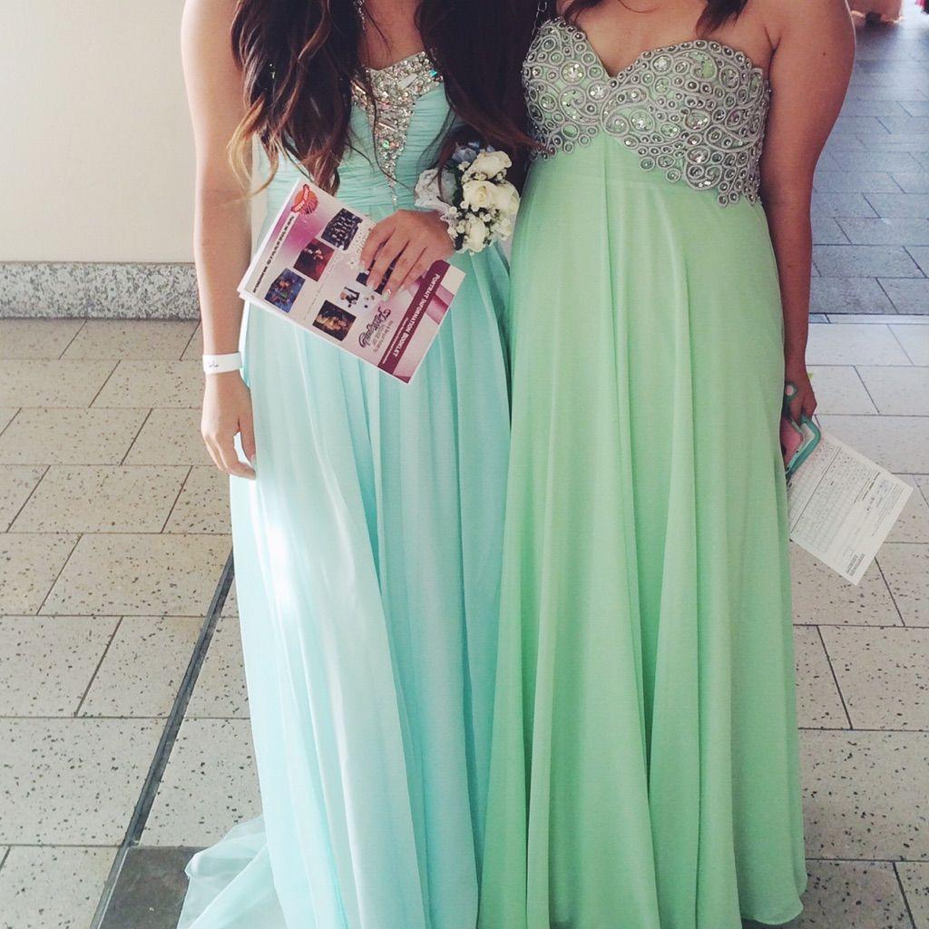 Juj mint prom dress size mint prom dresses and products