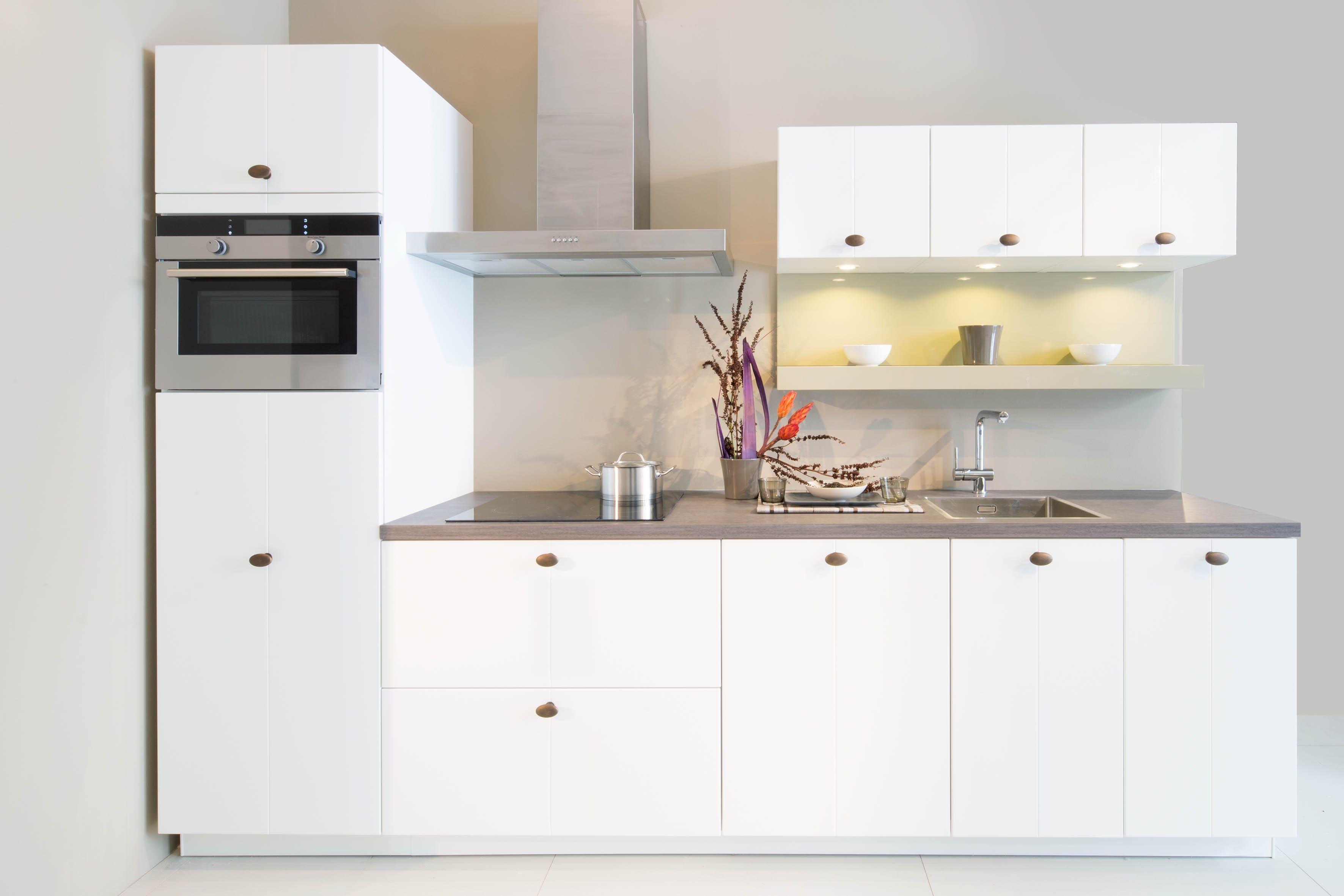 Eigenhuis Keukens Houten : Rechte keukens bijzonder veelzijdig! eigenhuis keukens keuken