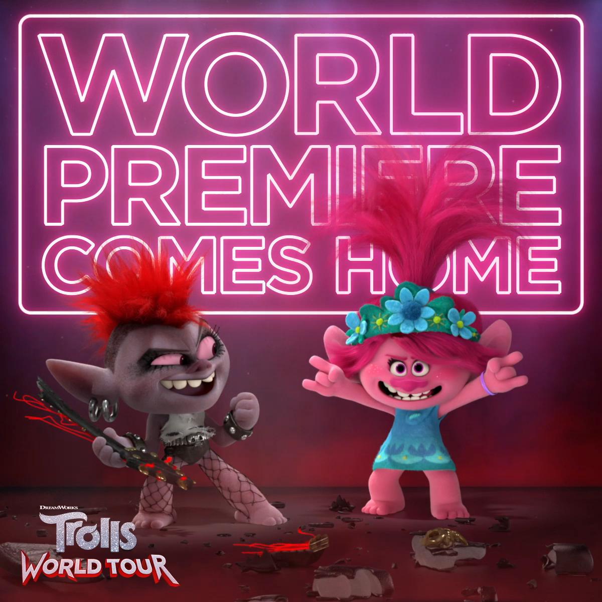 Pin On Trolls World Tour