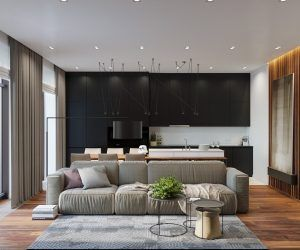 A full length wooden floor first greets the visitor in the lounge a full length wooden floor first greets the visitor in the lounge matched by wooden feature and slatted partition walls high stone coloured curtains add m4hsunfo