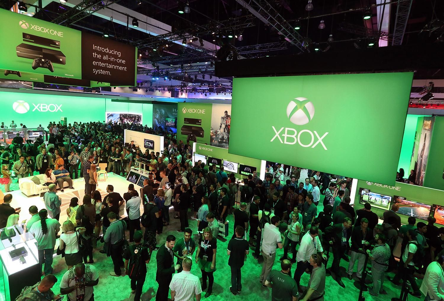 Expo Exhibition Stands Xbox One : Sxsw gaming expo in austin texas tradeshow board xbox