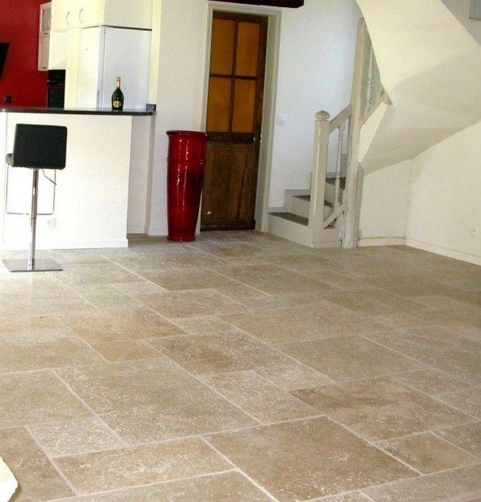 travertin vieilli 1er choix big opus sol emporia chambord ekolux maison normandie. Black Bedroom Furniture Sets. Home Design Ideas