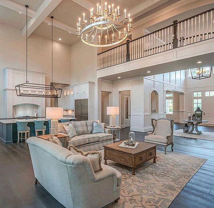 """Wauwatosa Open Concept Family Room: Whitcomb: Real Estate Pros On Instagram: """"Beautiful Open"""