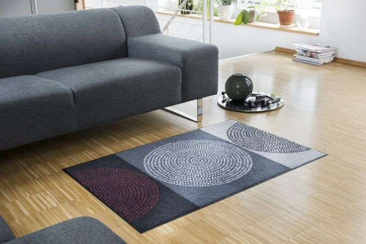 waschbarer teppich nestor fu matten door mats pinterest fu matte teppich waschbar und. Black Bedroom Furniture Sets. Home Design Ideas