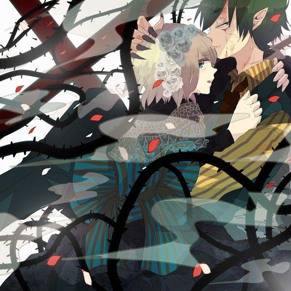 Tags: Thorns, Ao no Exorcist, Amaimon, Almost Crying, Moriyama Shiemi, sawasawars
