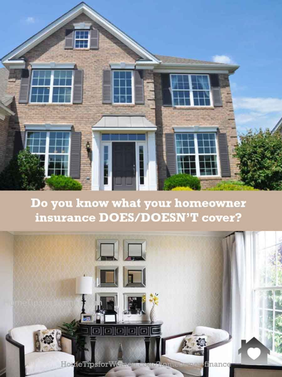 What Homeowner Insurance Do You Have And Need Homeowners
