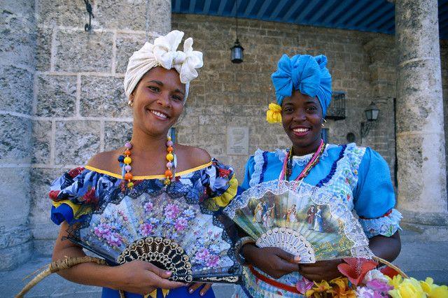 Cuban Culture Clothing Men