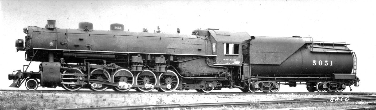 UP Steam Locomotives (UPRR) - Don Strack | Trains