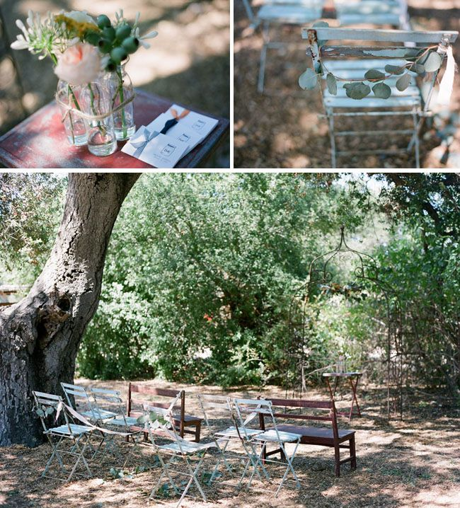 Outdoor Summer Wedding Inspiration | Country weddings, Outdoor and ...