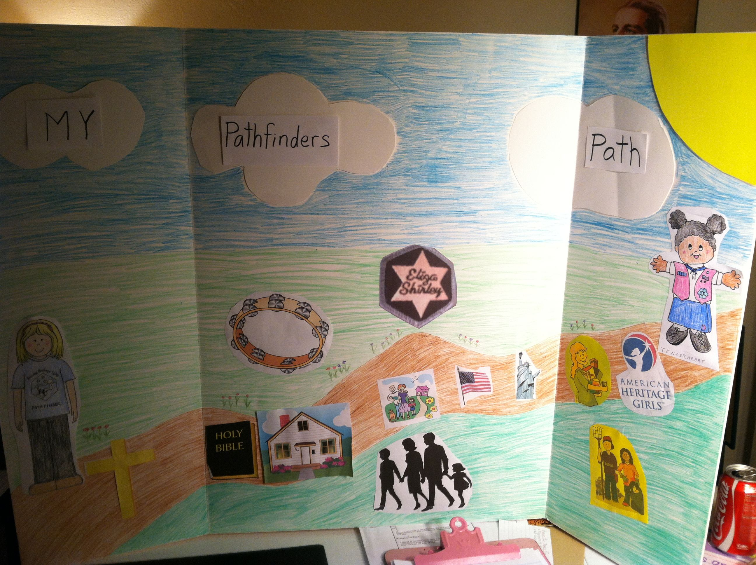 Poster I Made For Pathfinders At Beginning Of Our Year
