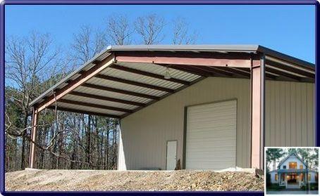 Metal Buildings For Sale Near Me and Custom Metal Garage ...