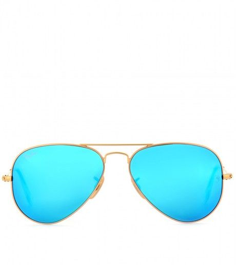 06cd7c6bd5d8 Women's Blue Aviator Large 55 Sunglasses | My Style
