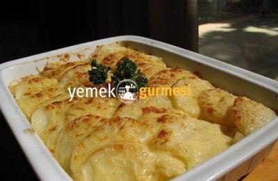 Kremalı Patates Tarifi | Yemekgurmesi