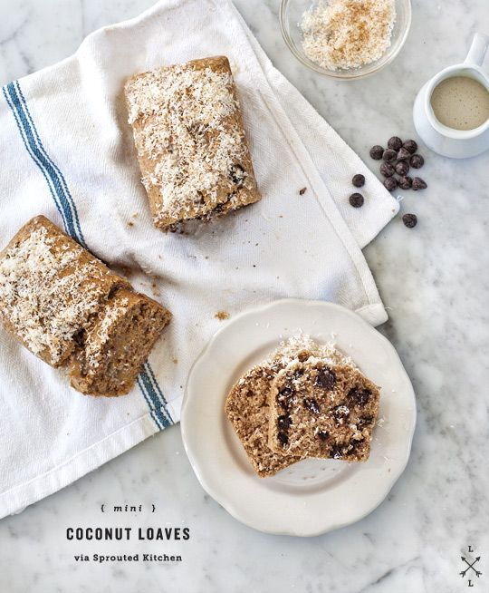 coconut-loaves. have to make. Now.