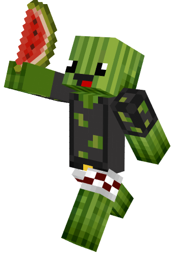 Derpy Melon Nova Skin Mcpe Minecraft Skins