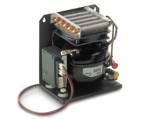 Gruppo Refrigerante Vitrifrigo Nd35vr V 12 24v Bd35f Giunti Rapidi Frigo Barca Cooling Unit The Unit Compressor