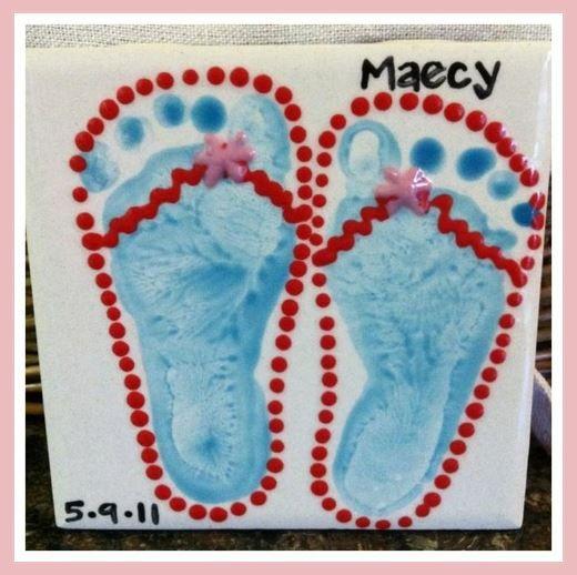 bdefd4c713ad Summer Flip Flop Feet