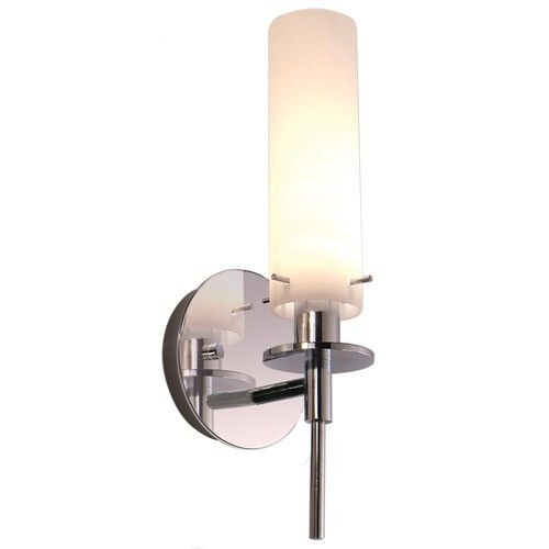 Candle Single Sconce in satin nickel   Wall sconces ... on Decorative Wall Sconces Candle Holders Chrome Nickel id=32548