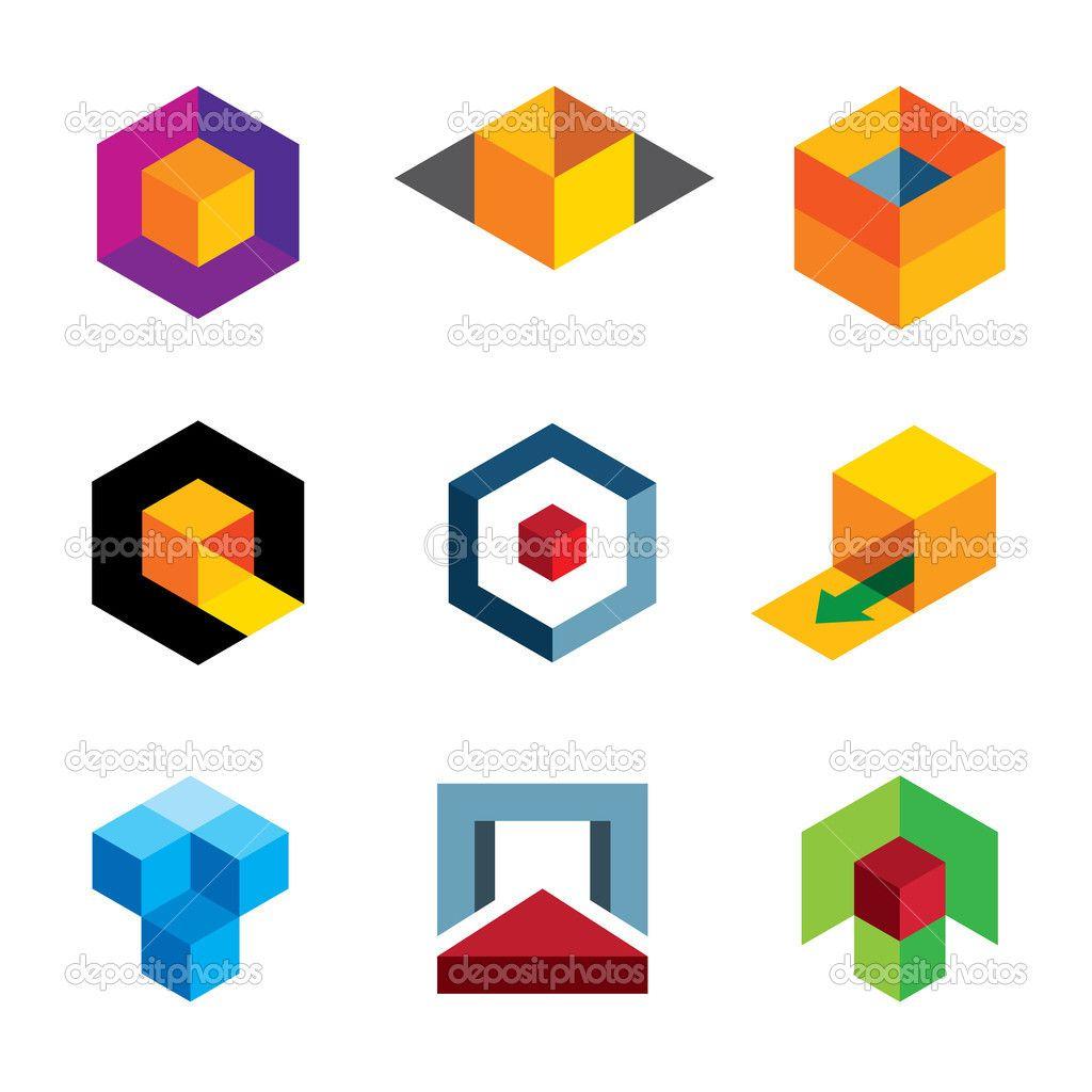 Depositphotos 47259733 Creative 3d Cube Body For Professional