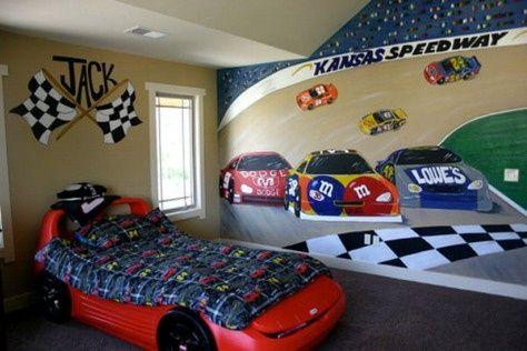 Cars Room Cars Bedroom Decor Cars Room Race Car Bedroom