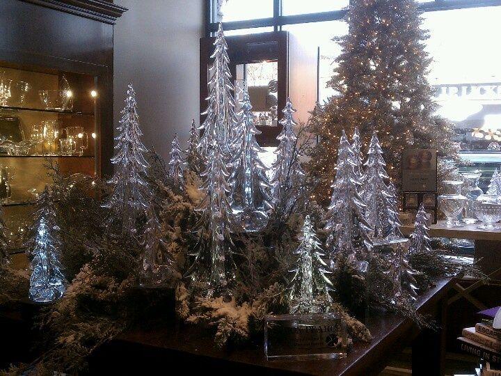 Simon Pearce Christmas trees ... | Glass | Pinterest | Simon ...