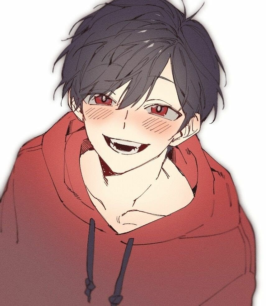 Pin by Capoo on Anime Yandere anime, Anime smile, Anime